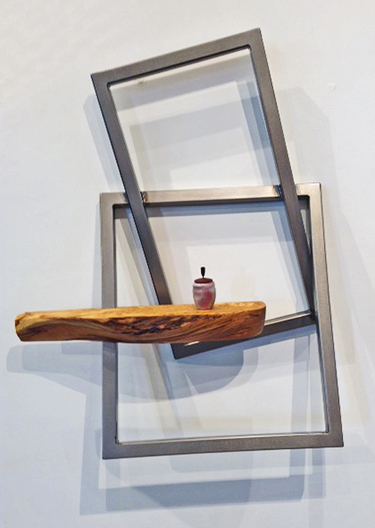 SEAN CARLETON: Display Shelf No. 23