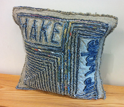 TOM JOHNSON: Make No Wake Pillow