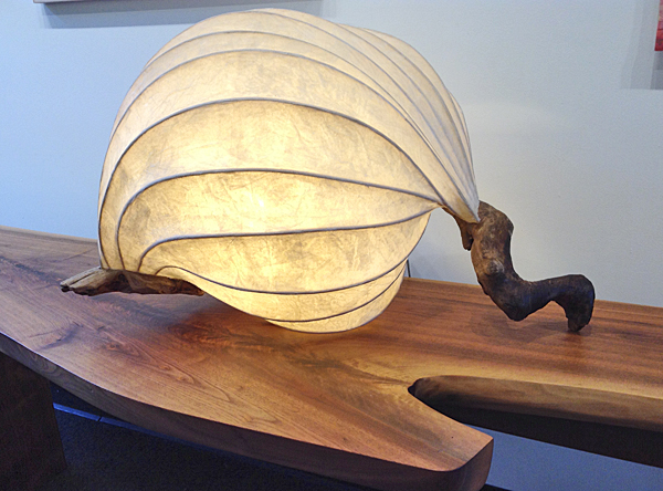 L. WENDY DUNDER: Illuminated Sculpture