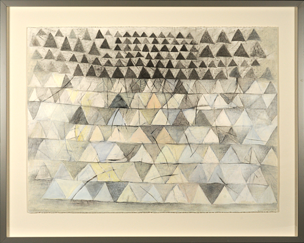 IRENE YESLEY: Triangles